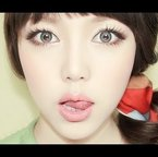 Ulzzang Inspired Makeup Tutorial ^^ - YouTube