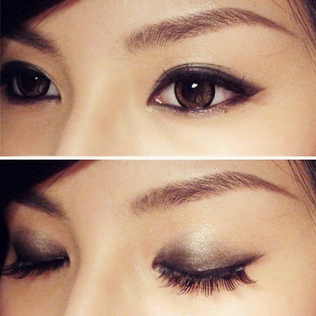 korean smokey eye makeup step by step mugeek vidalondon